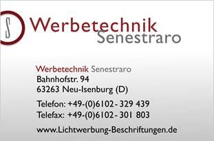 Fahrzeugbeschriftung Frankfurt